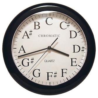 Chromatic Quartz Wall Clock
