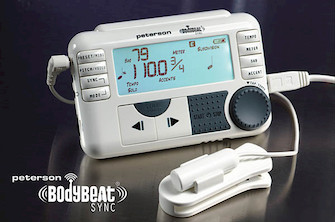 Product Cover for Peterson Body Beat Sync Metronome
