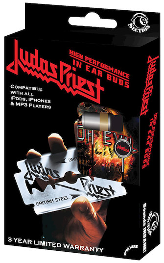 Product Cover for Judas Priest – In-Ear Buds