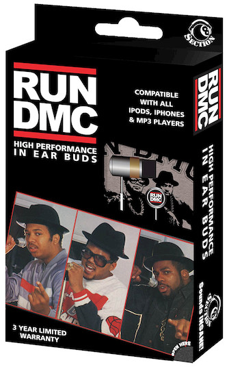 Product Cover for Run DMC – In-Ear Buds