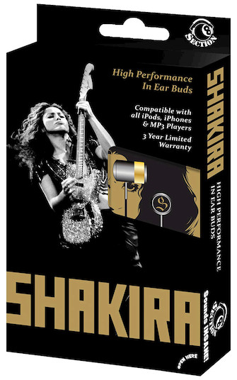 Product Cover for Shakira – In-Ear Buds