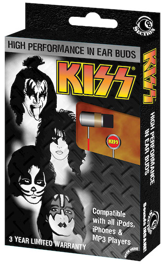 Kiss – In-Ear Buds