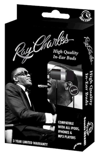 Product Cover for Ray Charles – In-Ear Buds