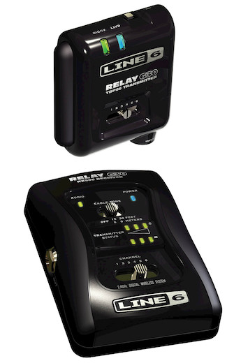 Product Cover for Relay™ G30 Wireless System