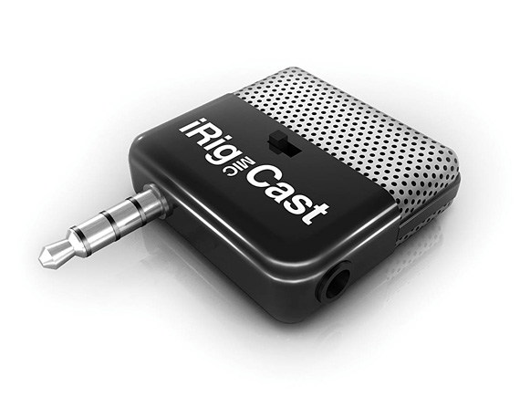 Product Cover for iRig™ Mic Cast