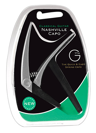Product Cover for G7th Nashville Spring-Loaded Capo