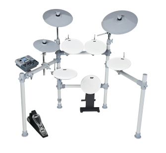 Product Cover for KT2 High Performance 5-Piece Digital Drum Set (No Pedal)