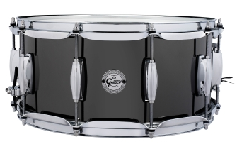 Product Cover for Gretsch Black Nickel over Steel Snare Drum