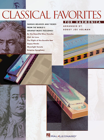 Product Cover for Classical Favorites for Harmonica