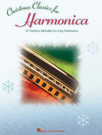 Product Cover for Christmas Classics for Harmonica