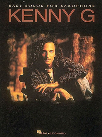 Product Cover for Kenny G – Easy Solos for Saxophone