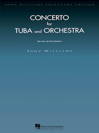 Product Cover for Concerto for Tuba and Orchestra