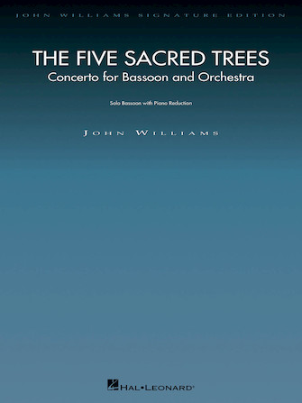 Product Cover for The Five Sacred Trees: Concerto for Bassoon and Orchestra