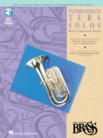 Product Cover for Canadian Brass Book of Intermediate Tuba Solos