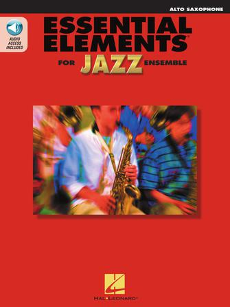 Essential Elements for Jazz Ensemble - Book 1