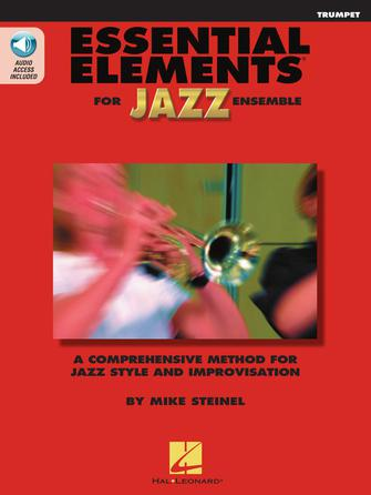Product Cover for Essential Elements for Jazz Ensemble – Trumpet