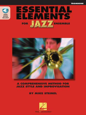 Product Cover for Essential Elements for Jazz Ensemble – Trombone