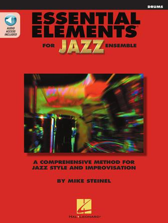 Product Cover for Essential Elements for Jazz Ensemble – Drums