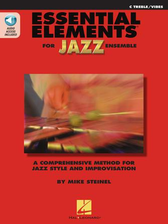 Product Cover for Essential Elements for Jazz Ensemble – C Treble/Vibes