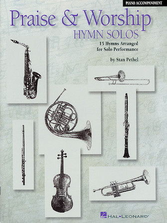 Product Cover for Praise & Worship Hymn Solos