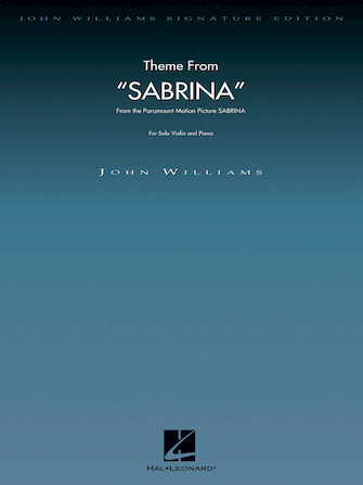 Product Cover for Theme from Sabrina