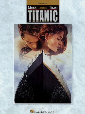Product Cover for Music from Titanic for Recorder
