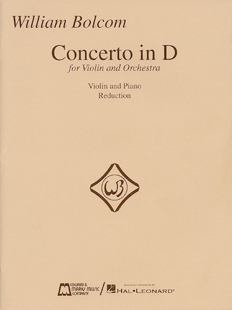 Product Cover for Concerto in D for Violin and Orchestra