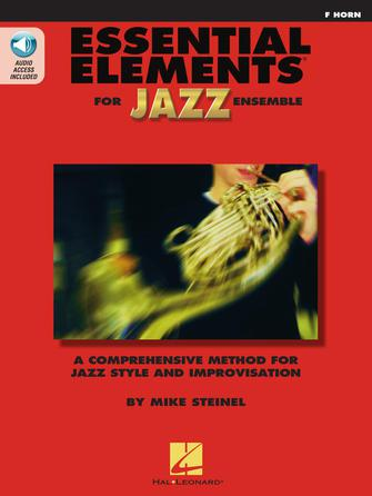 Product Cover for Essential Elements for Jazz Ensemble – F Horn