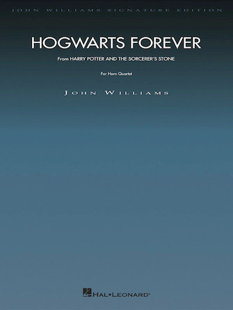 Product Cover for Hogwarts Forever (from Harry Potter and the Sorceror's Stone)