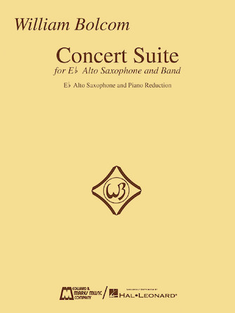 Product Cover for William Bolcom – Concert Suite