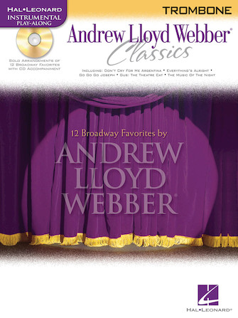 Product Cover for Andrew Lloyd Webber Classics - Trombone