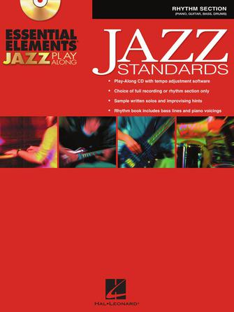 Essential Elements Jazz Play-Along – Jazz Standards