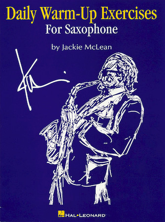 Product Cover for Daily Warm-Up Exercises for Saxophone