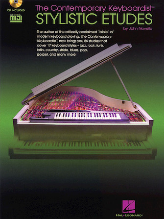 The Contemporary Keyboardist – Stylistic Etudes