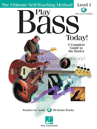 Product Cover for Play Bass Today! – Level 1