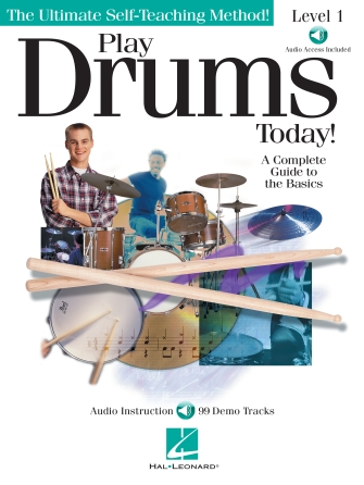 Product Cover for Play Drums Today! – Level 1