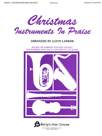 Product Cover for Christmas Instruments in Praise
