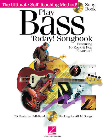Product Cover for Play Bass Today! Songbook