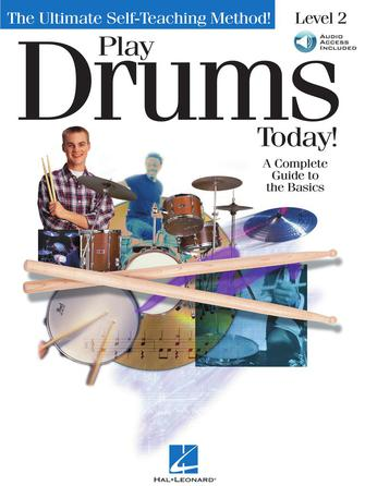 Product Cover for Play Drums Today! – Level 2