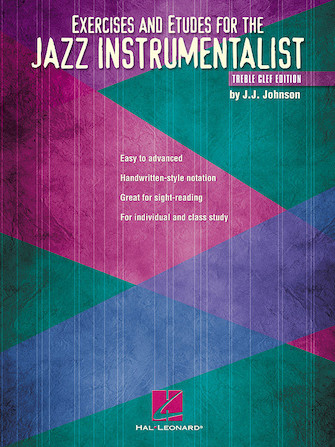 Product Cover for Exercises and Etudes for the Jazz Instrumentalist