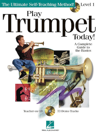 Product Cover for Play Trumpet Today!