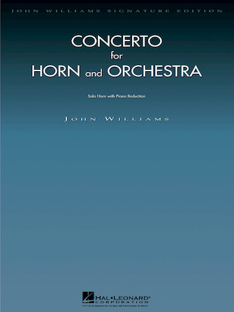 Product Cover for Concerto for Horn and Orchestra
