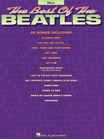 Product Cover for Best of the Beatles for French Horn