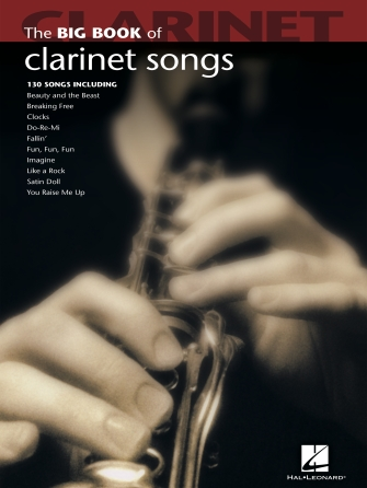 Product Cover for Big Book of Clarinet Songs