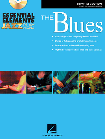 Essential Elements Jazz Play-Along – The Blues
