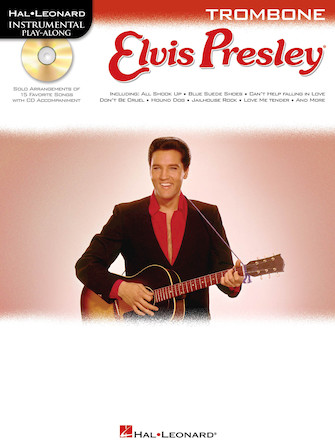 Product Cover for Elvis Presley for Trombone