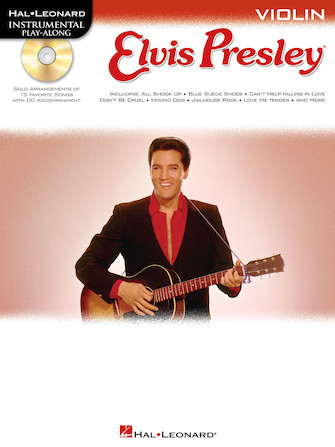 Product Cover for Elvis Presley for Violin