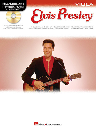 Product Cover for Elvis Presley for Viola