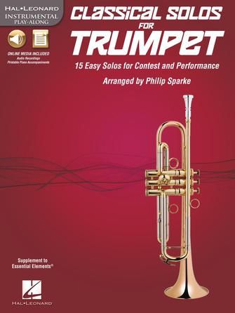 Product Cover for Classical Solos for Trumpet