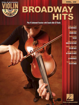 Product Cover for Broadway Hits